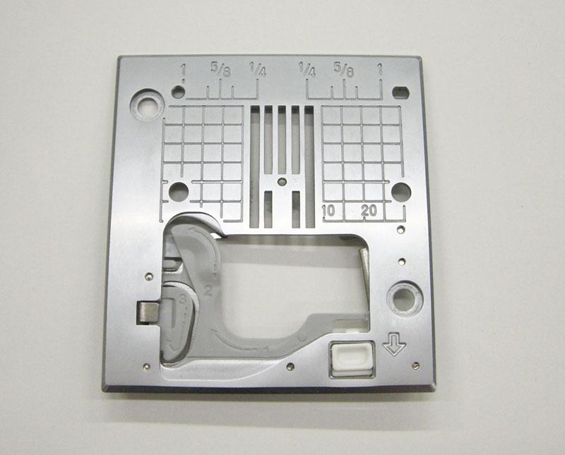 直線用針板 【送料無料】HZL-FQ45