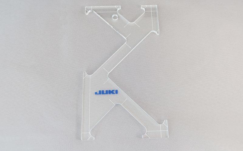 【送料無料】 キルト用 ルーラーセット(5点セット) テーブルタイプ 【TL-2200QVPシリーズ、 職業用ミシン】