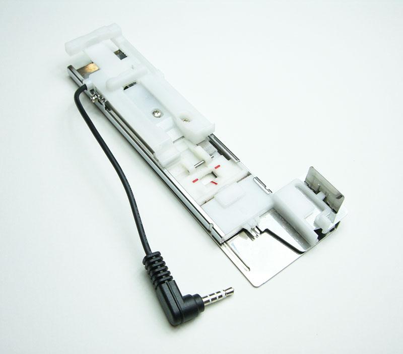 【送料無料】 ボタン穴かがり押え HZL-NX7