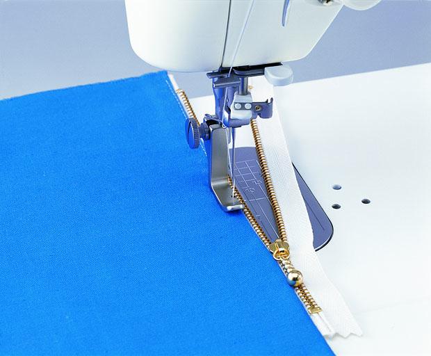 右端縫い押え 職業用ミシン SL-700EX