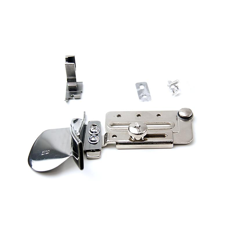 ◆メーカーお取り寄せ◆ 【送料無料】二つ折りバインダー(押え金SA65付き)テープ幅16� 職業用ミシン用