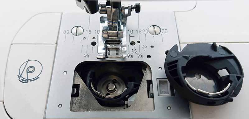 内釜(うちがま) 家庭用ミシン HZL-K30