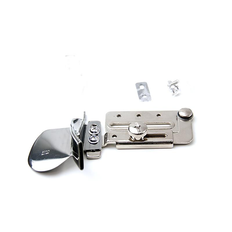 ◆メーカーお取り寄せ◆ 【送料無料】二ツ折りバインダー(押え金無しモデル )テープ幅20� 職業用ミシン用