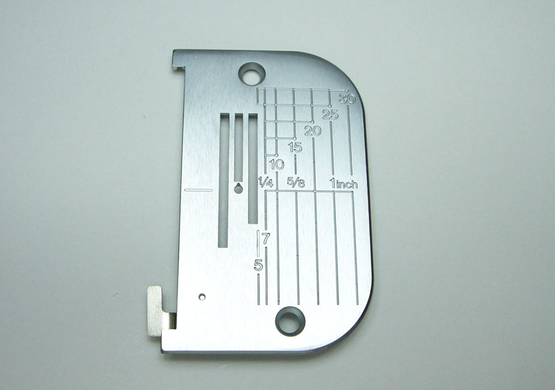 【送料無料】 厚物用針板 職業用ミシン SL-300EX