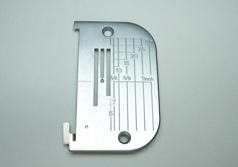 【送料無料】 厚物用針板 職業用ミシン TL-25SP