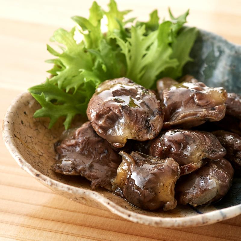鶏の炭火焼(砂肝/国産)50g 常温