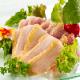 黒さつま鶏スモークチキン 2P(モモ・ムネ各1P)×150g・冷凍