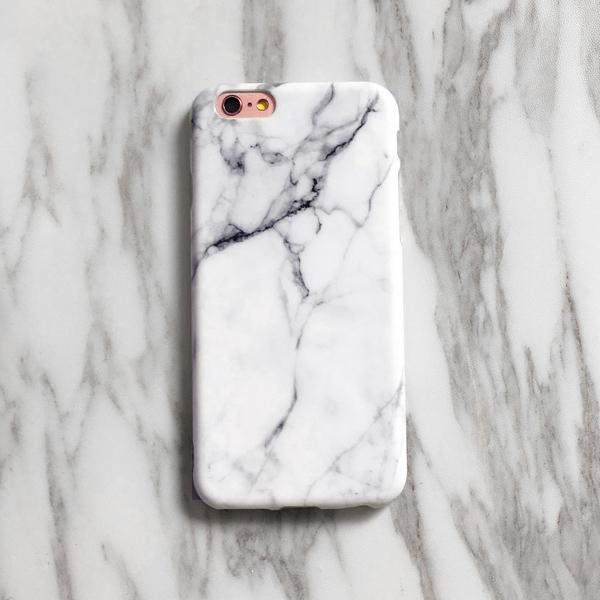 【送料無料 メール便】大理石柄 iPhoneケース アイフォン ソフトケース マーブル  iphone6/6s 7/8 7/8plus X XR