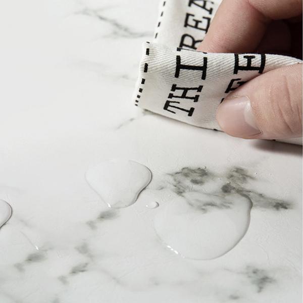 テーブルマット 大理石柄 お得な2枚セット! プレイスマット 防水厚手 ランチョンマット PUレザー(送料無料)