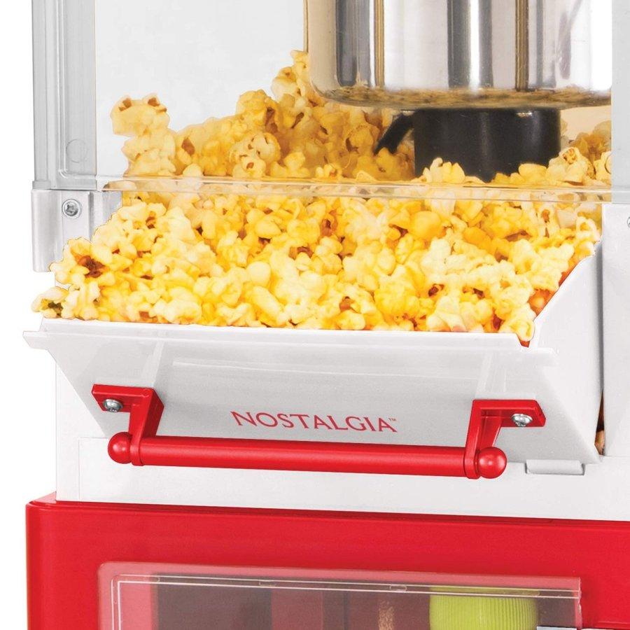ノスタルジア Nostalgia Vintage Collection Popcorn ビンテージ ポップコーンカート ポップコーンマシーン アメリカキッチン家電