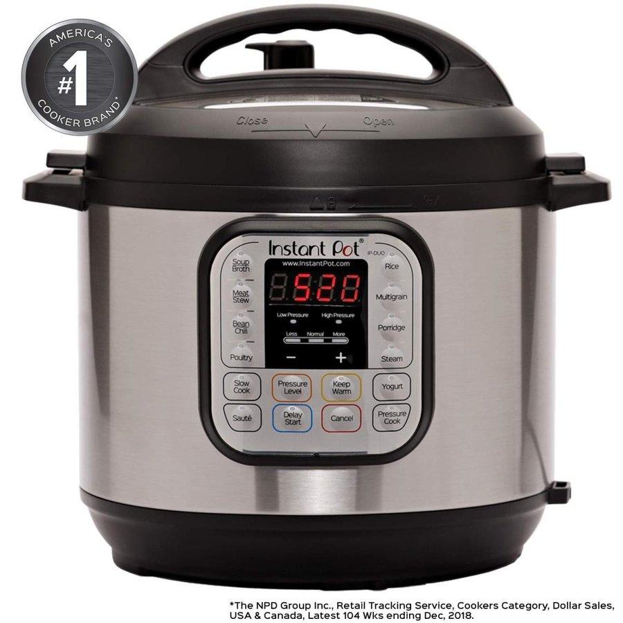 インスタントポット instantpot 圧力鍋 8クォート IP-DUO80  アメリカキッチン家電