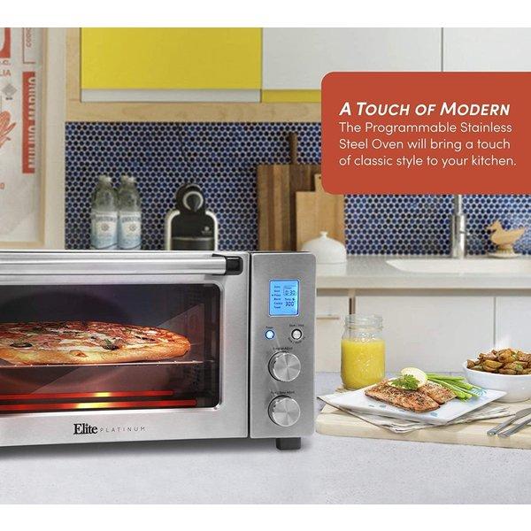 マキシマティック トースターオーブン Maxi-Matic ETO-1231 オーブントースター
