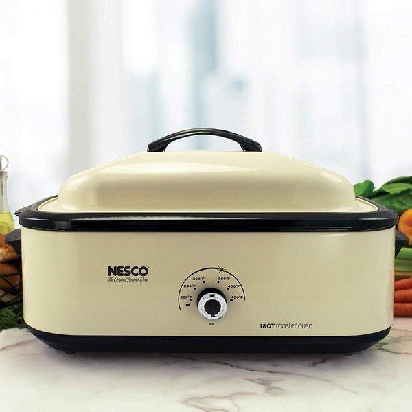 ネスコ クラシックロースターオーブン Nesco 4818-14 約17L
