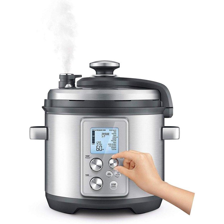 ブレビル Breville BPR700BSSUSC スロークッカー 低温圧力鍋 ステンレススチール 煮込み料理