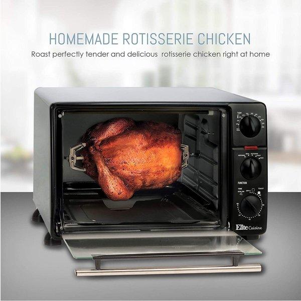 マキシマティック トースターオーブン Maxi-Matic ERO-2008NFFP ベイク グリル
