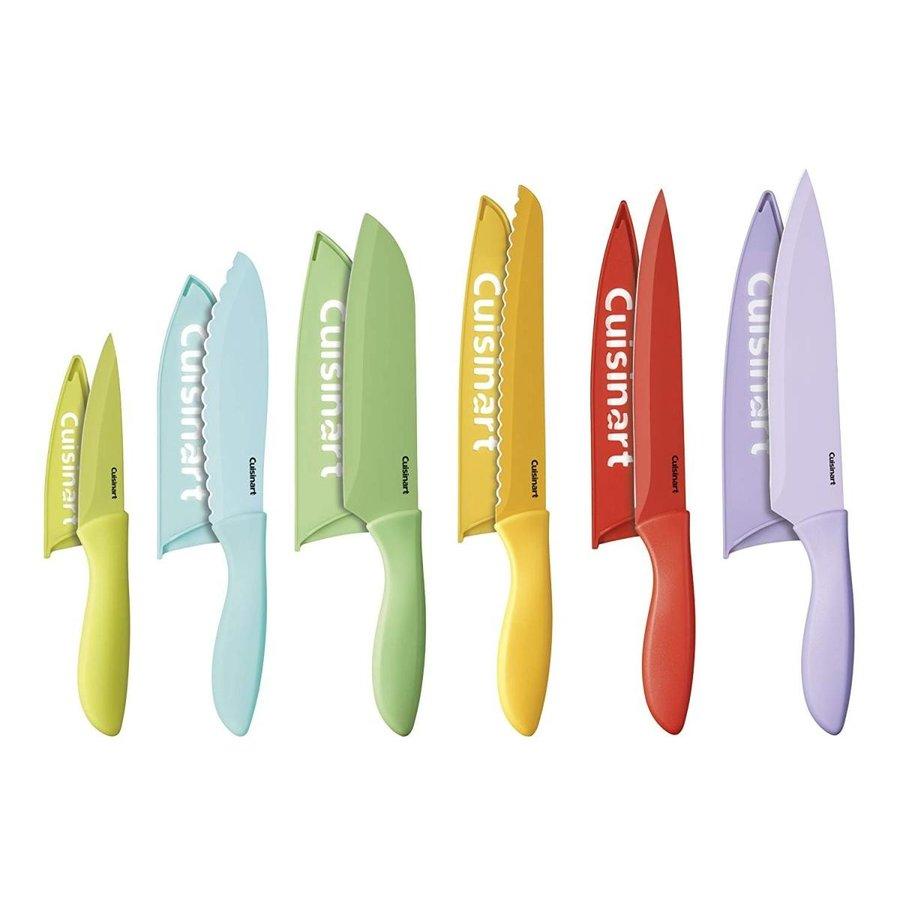 クイジナート Cuisinert 包丁セット 12点 C55-12PCER1 アメリカキッチン雑貨