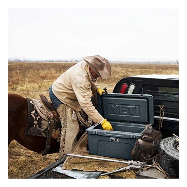 【YETI】Tundra 45 クーラーボックス アウトドア Charcoal
