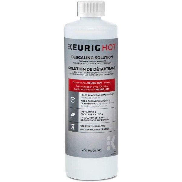 キューリグ クリーニング液 Keurig コーヒーメーカー 14オンス 3個 セット