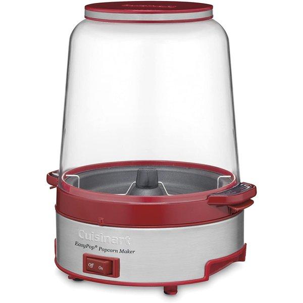 クイジナート ポップコーンメーカー Cuisinart CPM-700 EasyPop レッド