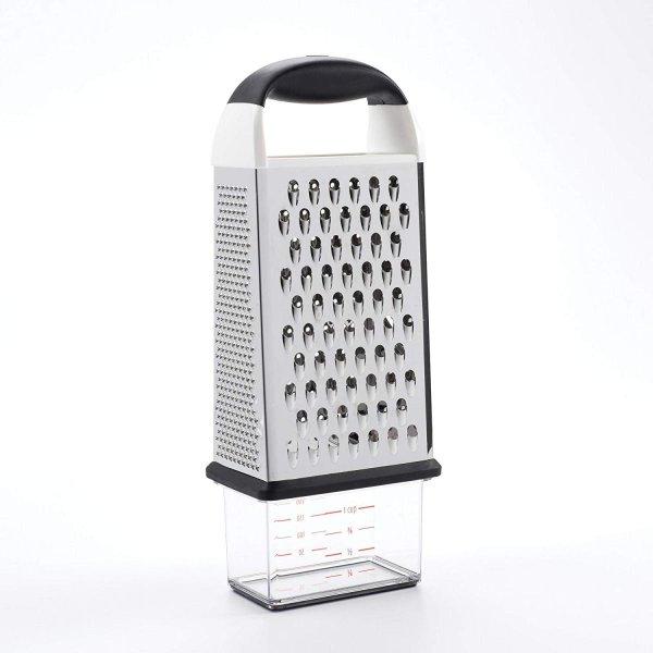 オクソー おろし金 OXO 1057961 ボックスタイプ チーズ グレーターおろし器 容器付き