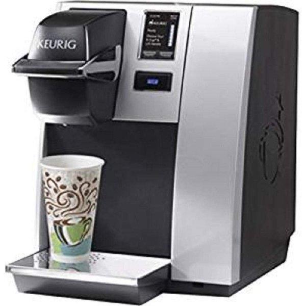 キューリグ コーヒーメーカー Keurig K150P シングルカップ お茶 水道直結 ブラック