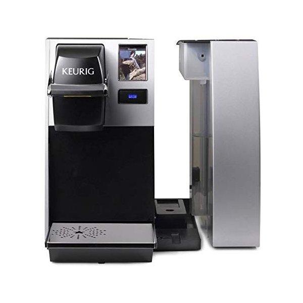 キューリグ コーヒーメーカー Keurig K150 シングルカップ お茶 大きいサイズ シルバー