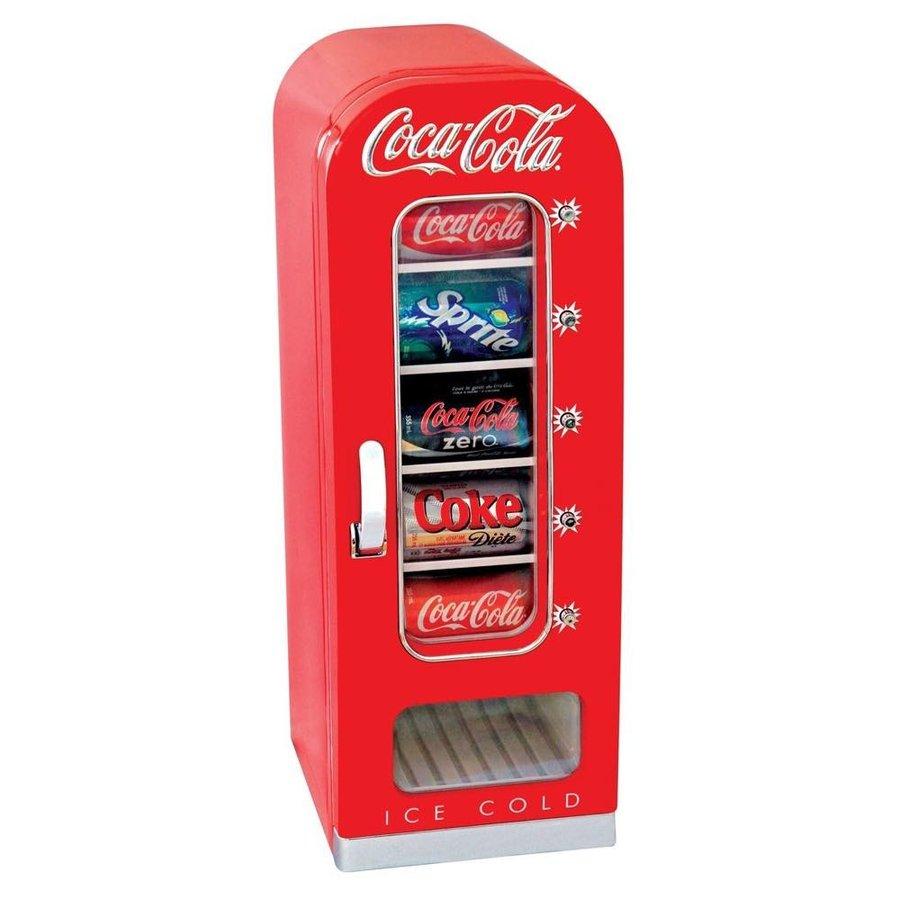 コカコーラ Coca Cola CVF18 10-Can Capacity Portable Vending Cooler コカ・コーラ ベンディングマシーン 冷蔵庫 アメリカキッチン家電