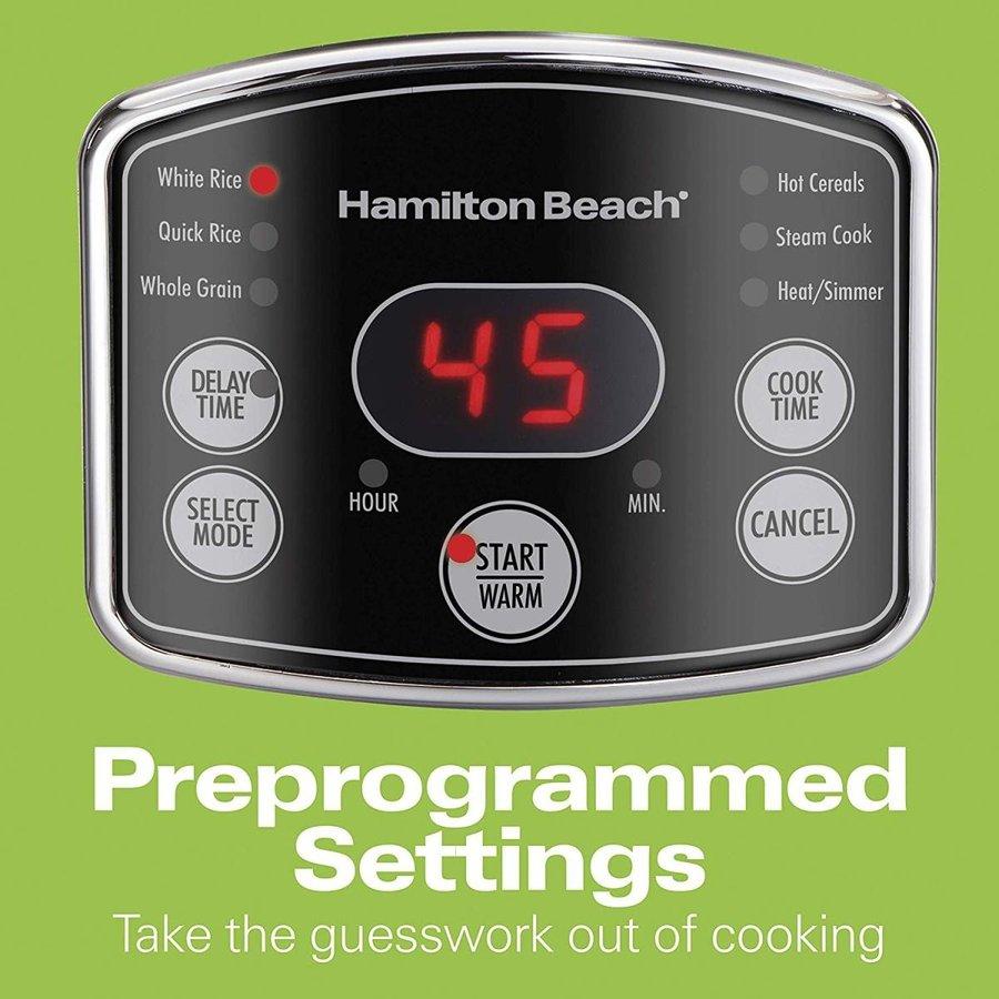 ハミルトンビーチ Hamilton Beach 炊飯器 37548 アメリカキッチン家電
