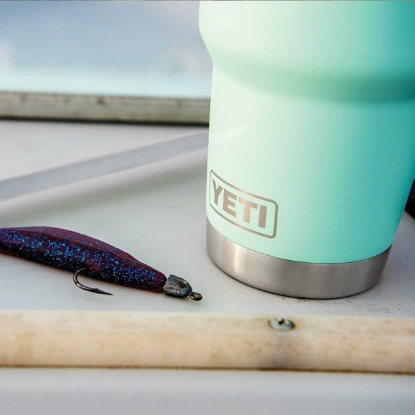 イエティ ランブラー 887ml タンブラー ステンレススチール YETI 真空断熱 魔法瓶