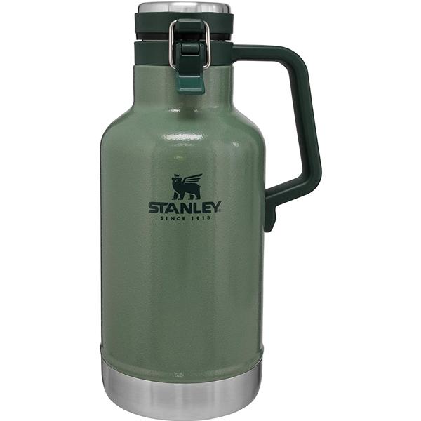 スタンレー グロウラー Stanley 魔法瓶 真空断熱  ビールを冷たく! Stanley キャンプ用品 Stanleyグロウラー  Stanley Growler