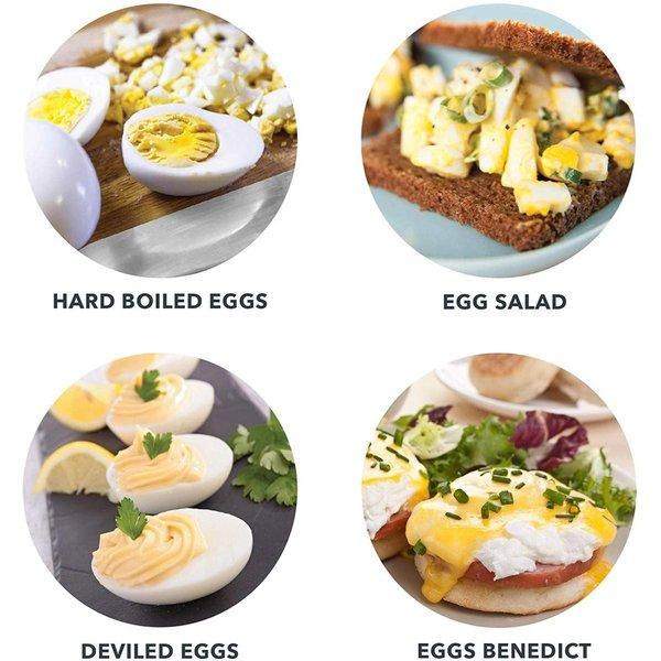 ダッシュ エッグクッカー DASH DEC005RD 卵料理 電動式 自動 ゆで卵 レッド