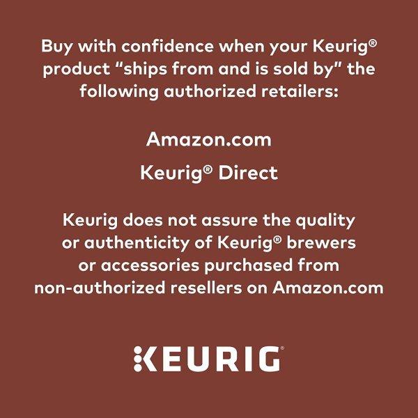 キューリグ コーヒーメーカー Keurig K475 シングルカップ ポッドコーヒ お茶 ブラック