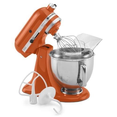 キッチンエイド KitchenAid スタンドミキサー 5クオート KSM150PSPN アメリカキッチン家電