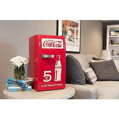 コカコーラ Coca Cola ミニ冷蔵庫 CCR-12 アメリカキッチン家電