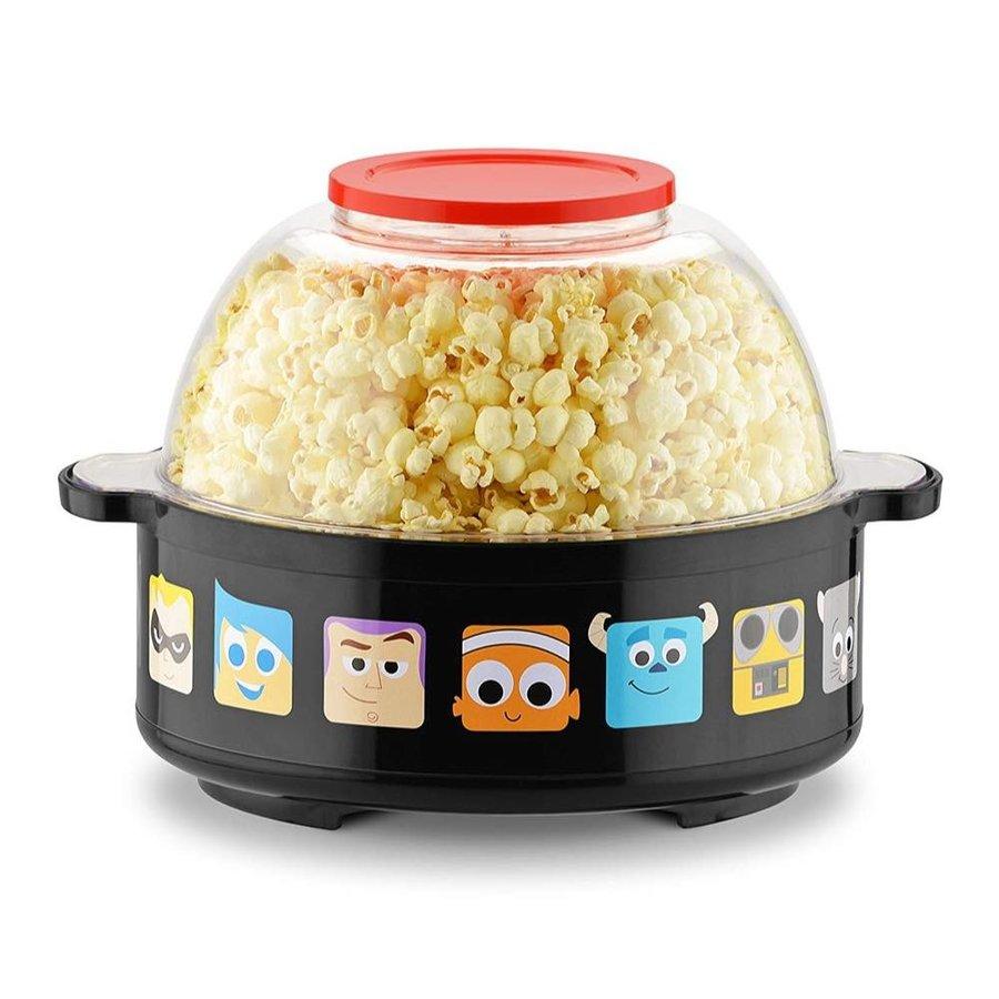 ディズニー Disney ピクサー DPX-16 Pixar ポップコーンメーカー Popcorn Popper ポップコーン ポッパー ブラック アメリカキッチン家電