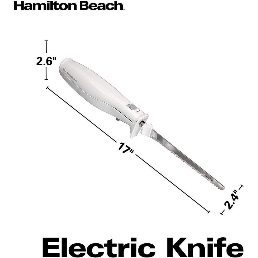 ハミルトンビーチ Hamilton Beach 電動ナイフ 74250R アメリカキッチン雑貨