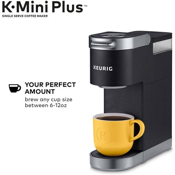 キューリグ Keurig K-ミニプラス コーヒーメーカー ブラック K-Mini Plus コーヒーマシン