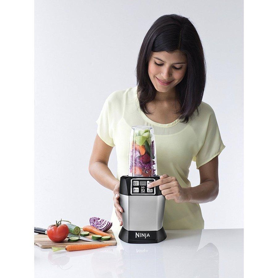 ニンジャ Ninja ブレンダー BL482 Nutri Auto iQ ジューサー ミキサー スムージーメーカー アメリカキッチン家電