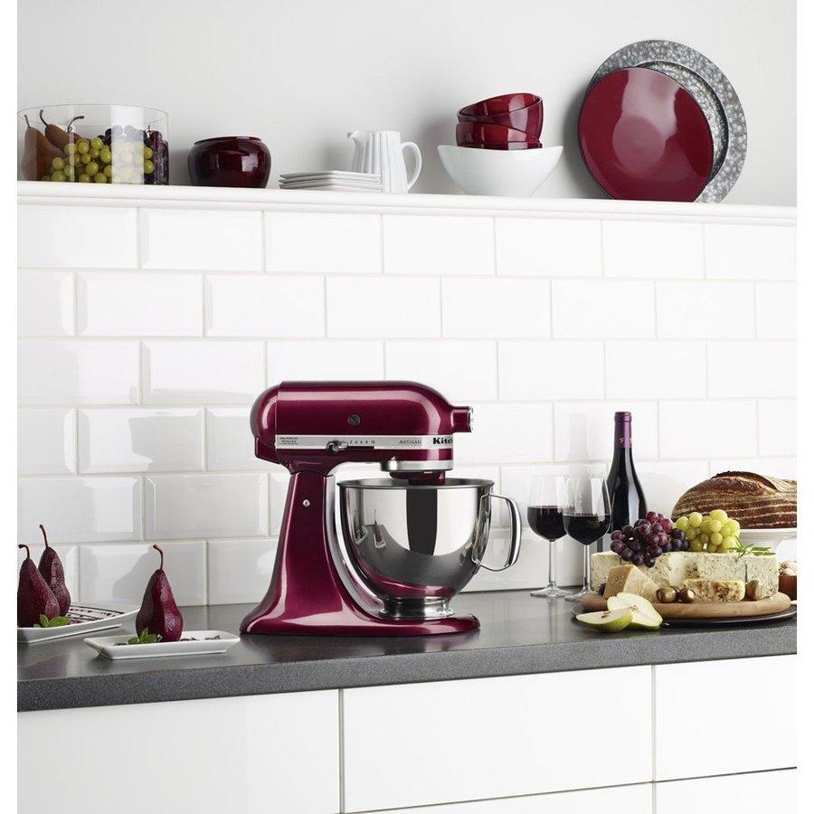 キッチンエイド KitchenAid 5クォート KSM150PSBX アーティシャン・シリーズ キッチンエイドミキサー Bordeaux アメリカキッチン家電