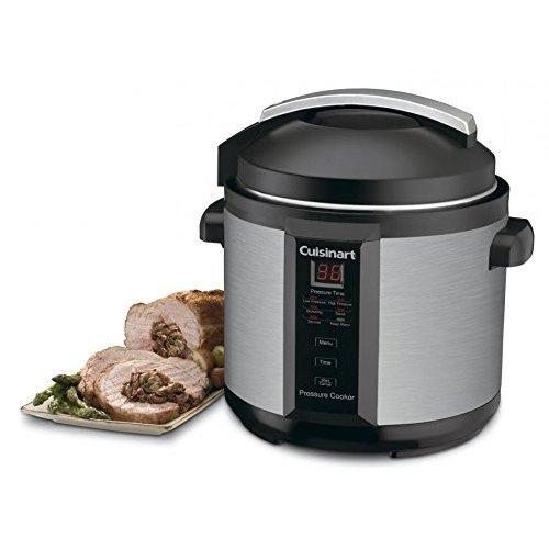 クイジナート Cuisinert 電気圧力鍋 約5.6L CPC-600 アメリカキッチン家電