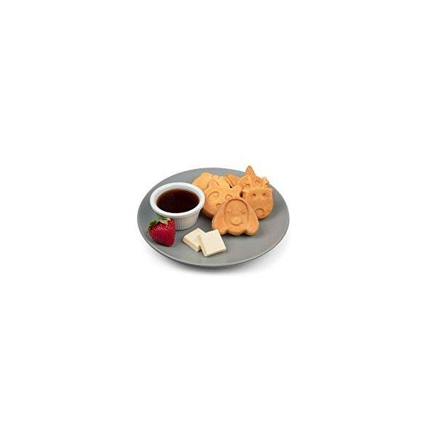 動物ケーキ 動物ワッフルメーカー アニマルミニワッフルメーカー クチーナプロ 1760 動物ワッフル 子供お弁当