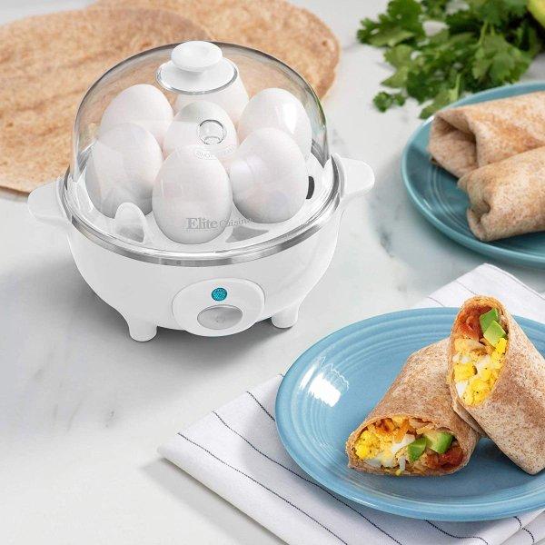 マキシマティック ゆで卵メーカー Maxi-Matic EGC-007 電気 オムレツ 卵料理 7個