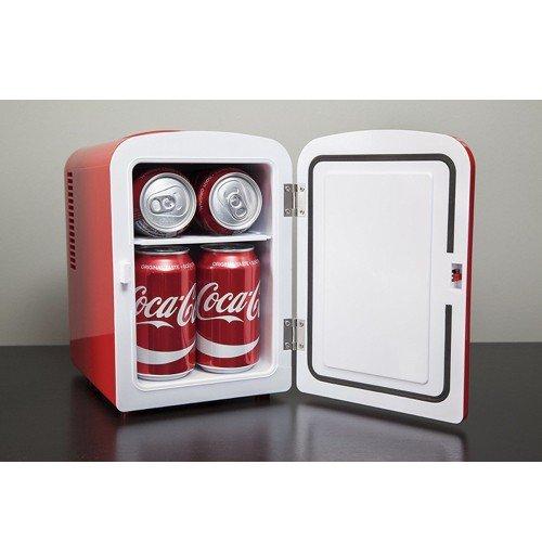 コカコーラ Coca-Cola  ミニ冷蔵庫 KWC-4 アメリカキッチン家電