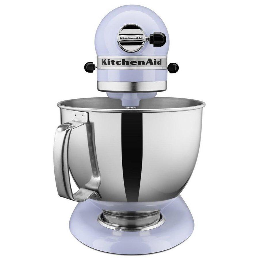 キッチンエイド KitchenAid 5クォート KSM150PSLR アーティシャン・シリーズ キッチンエイドミキサー 卓上ミキサーLavendar Cream アメリカキッチン家電
