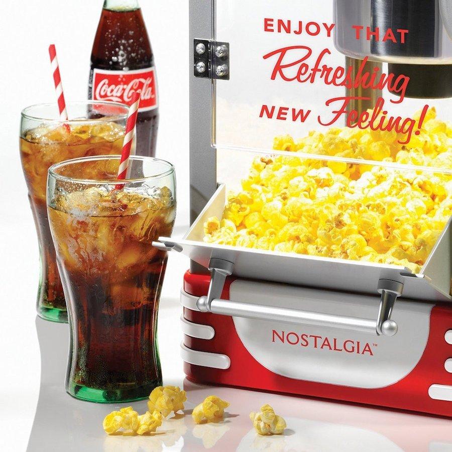 コカコーラ Coca Cola シリーズ RKP630COKE ポップコーンメーカー ケトルコーンメーカー アメリカキッチン家電