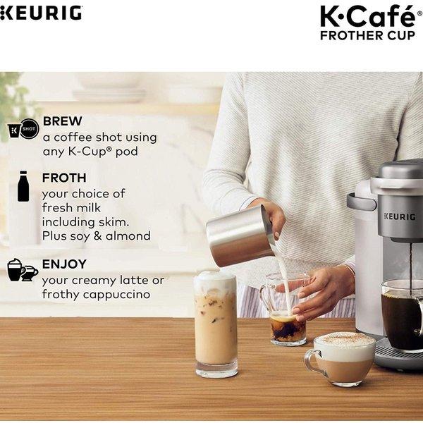 キューリグ ミルク泡立て器 Keurig KF-60645 コーヒーメーカー アクセサリー 交換部品