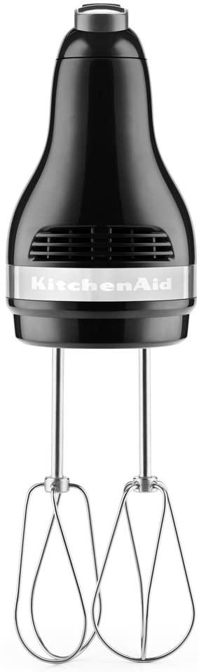 KitchenAid キッチンエイド ハンドミキサー 5速  KHM512OB オニキスブラック
