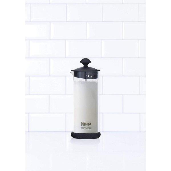 ニンジャ ミルクフォーマー Ninja KF-77073 手動 ミルク泡立て器 ラテ カプチーノ