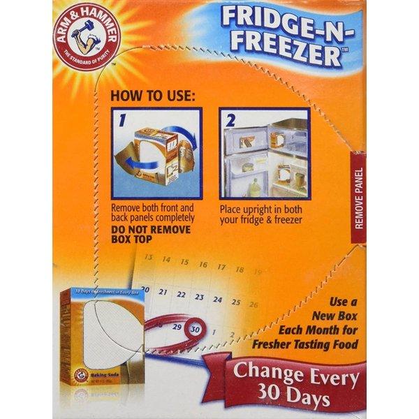 アーム&ハンマー 冷蔵庫&冷凍庫用消臭パック6個セット Arm & Hammer B00RN77S58 30日間有効