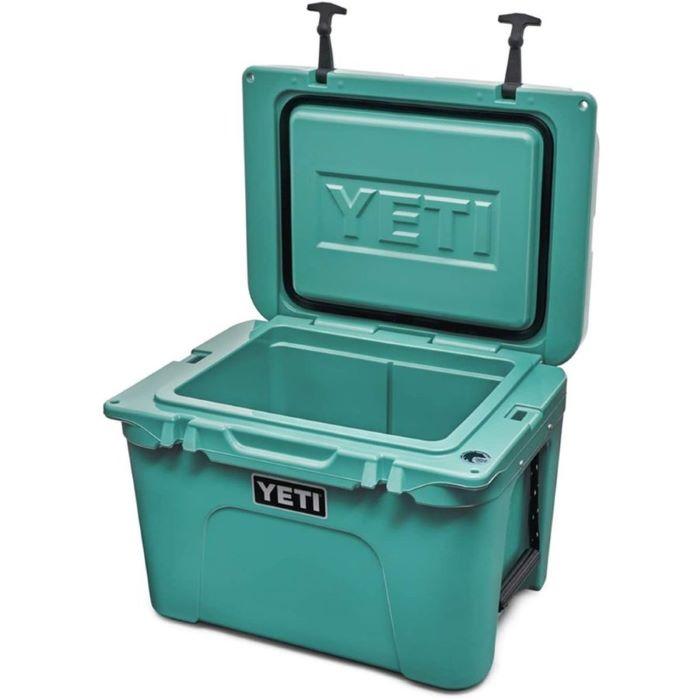 イエティ クーラーボックス タンドラ 35 YETI Tundra 35 Cooler Aquifer Blue